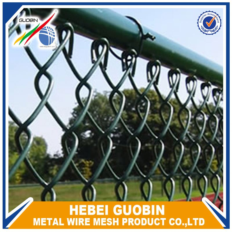 low price chain link mesh fence panels