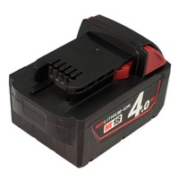 li-ion18V 3.0Ah replcament Milwaukee battery for Milwaukee M18 power tool battery charger