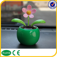 Factory wholesale solar toys solar dancing flower