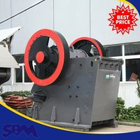 Small scale industries machine stone quarry crusher