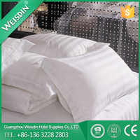 WEISDIN high quality luxury hotel brand pillow cases