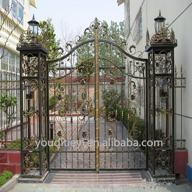 Http Www Alibaba Com Product Detail New House Entrance Gate Design Main 60455044774 Html