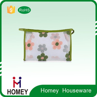 Waterproof Transparent PVC Cosmetic Bag Travel Makeup Case Toiletry Wash Pouch