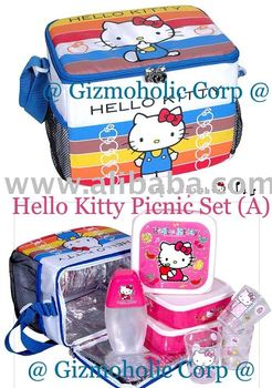 Hello Kitty Picnic Set (A) - Hello Kitty Wholesaler