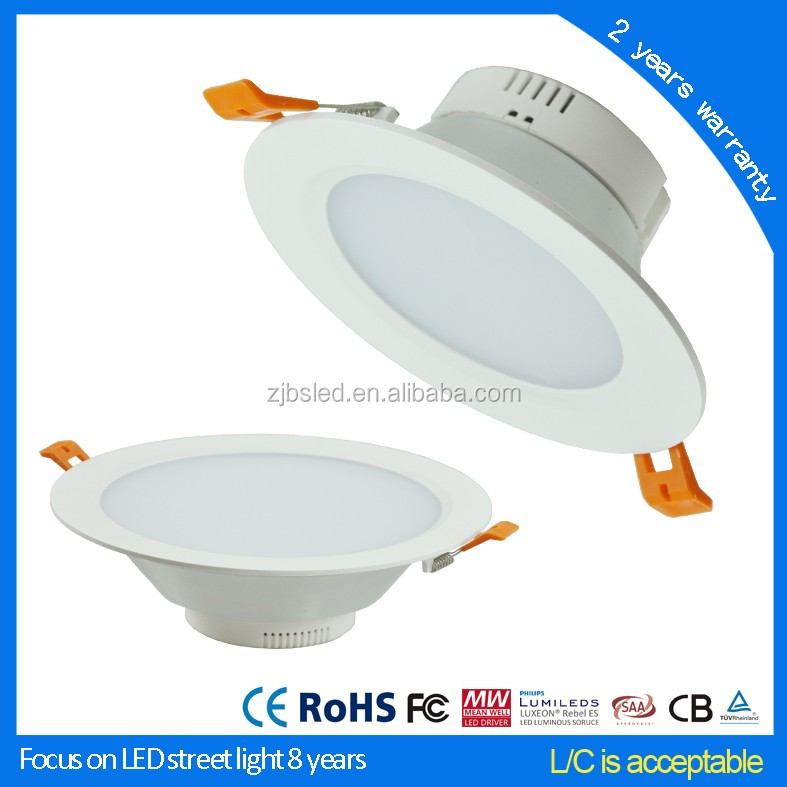 10W 80mm led light downlight