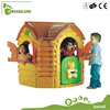 2017 Promotional Price new kids plastic outdoor playhouse wholesale children playhouse