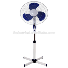 "portable 16"" Stand Plastic Fan with Remote controller"