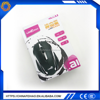 Favorable price good quality custom wired fancy mouse for computers