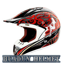 HD off road dot and ece certification racing motorcycle helmet
