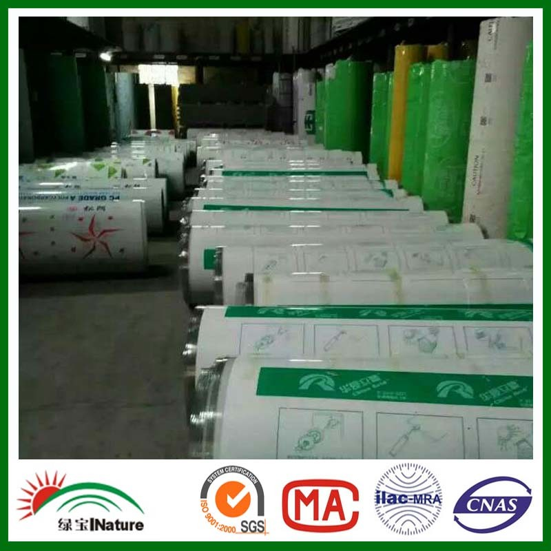 PC Material poly carbonate sheet roll