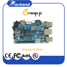 Orange Pi Plus 2 Plus2 single board computer with 16GB EMMC Flash