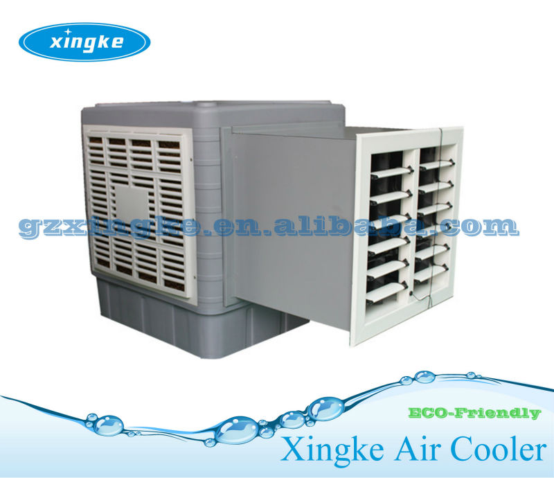 wall mounted top plastic ari cooler / water chiller
