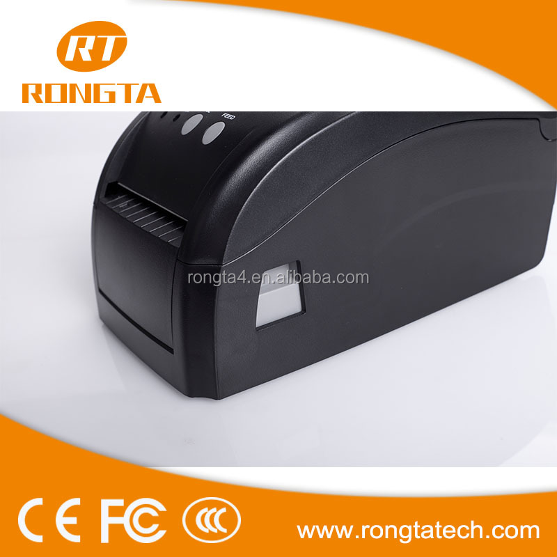 Thermal POS Receipt Printer RP80VI Label Barcode Machine For Supermarket