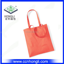 Customized Promotional Coloured Cotton Shopper Bag