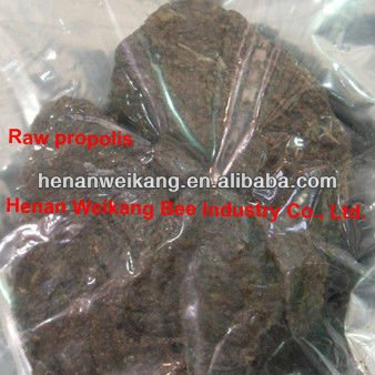 Medical Honey Product High Purity Crude Propolis