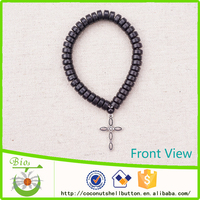 Catholic tasbih prayer beaded bracelet for men and women