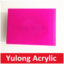 6mm thick colored acrilica acrilicos sheet 1200mm*2400mm