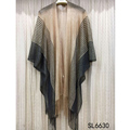 Fashion new style wholesale long polyester scarf SL6630