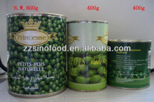 Canned Green Peas Canned Food Price List