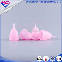 Hot selling professional lady period menstrual cup