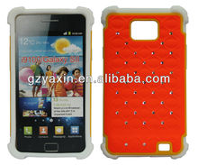 super slim case for samsung galaxy s2,for samsung galaxy s2 flip case