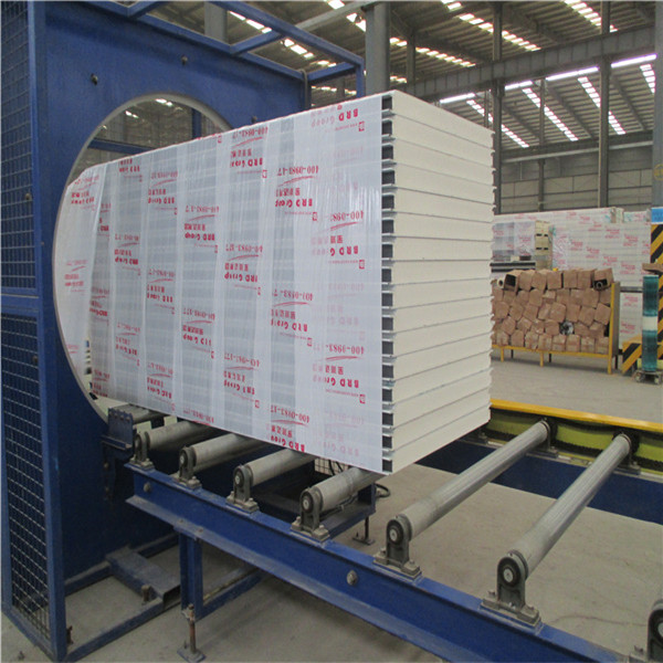 Air conditioning duct board PIR sandwich panel