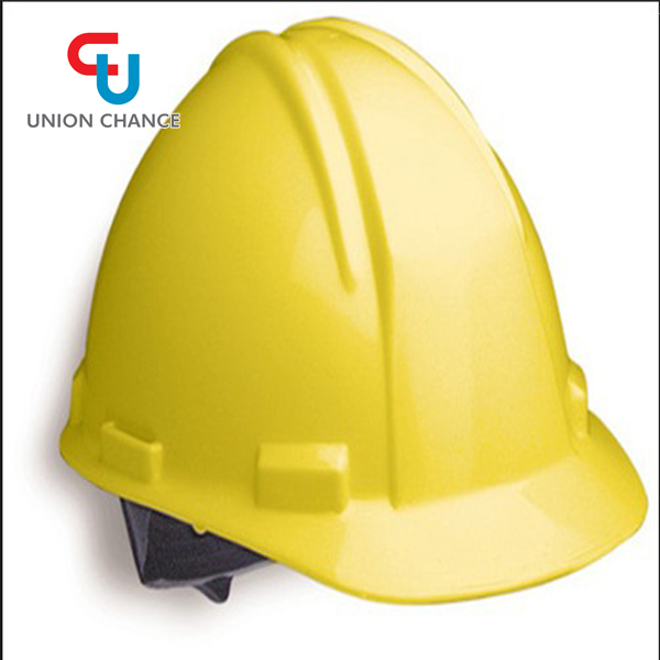 Cheap Industrial Safety Helmet With Chin Strap