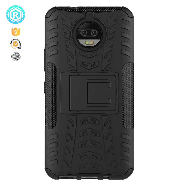 modern design TPU PC fall proof mobile phone cover case for MOTO g5s plus case