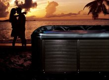 2 lounge best selling family outdoor spa