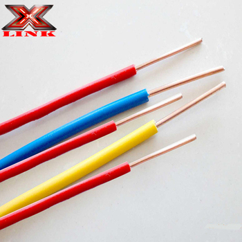 1 core electric wire cable 2.5