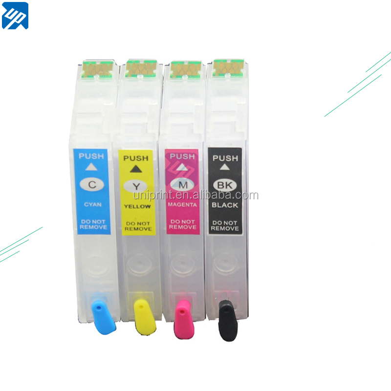 T1711 Refillable ink cartridges for epson XP-<strong>103</strong> XP-203 XP-207 XP-313 XP-413 XP-33 XP-406 XP-306 XP-303