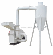 Large capacity gum arabic hammer mill with cyclone
