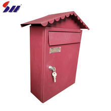 Durable Cheap Price Wholesale Residential Key Lock Mailbox