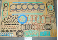 6D125 engine overhaul gasket kit,6D125 engine full gasket set