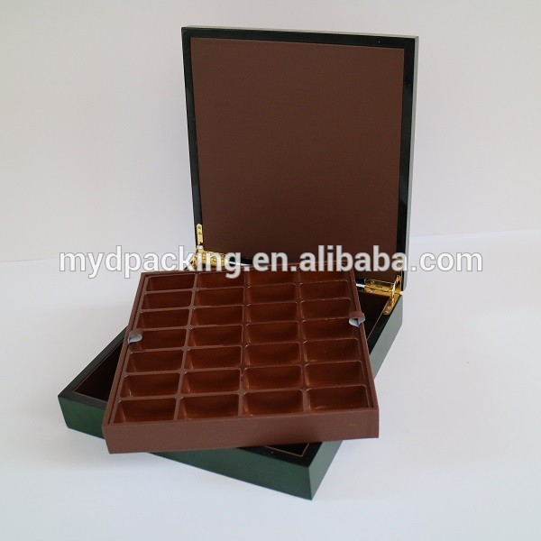 New design acrylic chocolate box