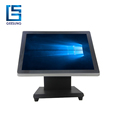 Best Seller 15 Inch PC All In One Pos System Capacitive PCAP Design