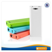 AWC903 high capacity emergency dc5v/1a mobile phone power bank 10800 mah