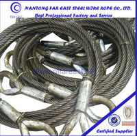 steel wire rope sling ,construction materials , cable price for lifting,ungalvanized and galvanized