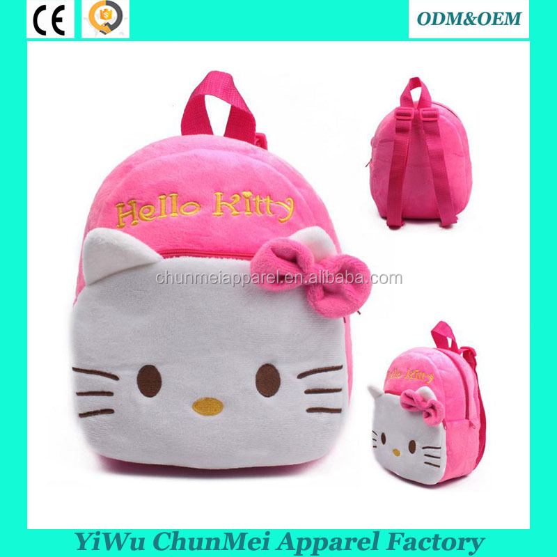 Hello Kitty school bags of latest designs hello kitty backpacks wholesale fashion cute bags china suppliers
