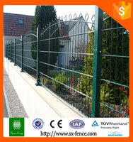 China supplier CE Certifcated High Quality European style Double Wire Fence 20 years factory
