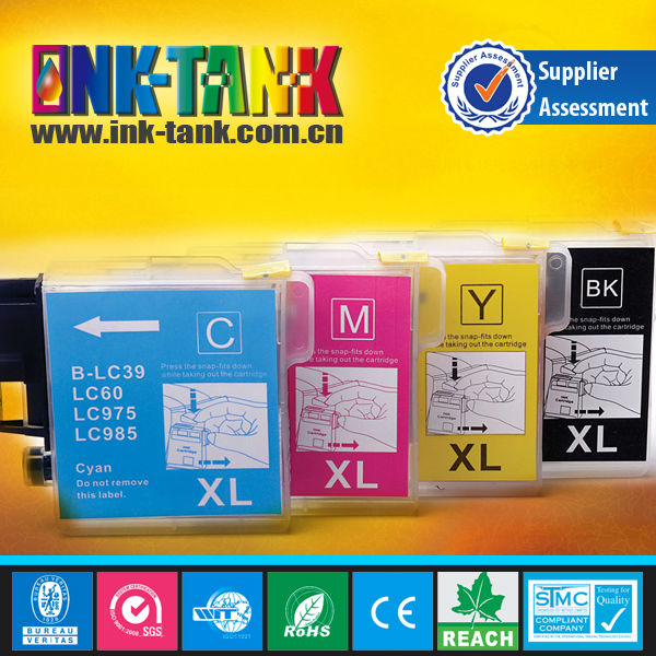 compatible brother lc39 ink cartridge