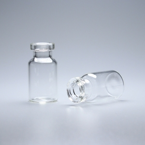 Custom 2ml 10ml 30ml Clear Medicinal Borosilicate Small Glass Bottle Vial