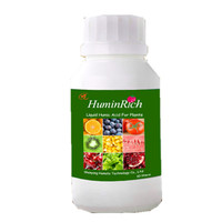 Huminrich Enhance Nutrients Uptake And Increases Yield Humic Acid Liquid Bio Organic Fertilizer For Rubber Tree