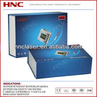 OEM high blood sugar reducing device soft laser treatment instrument reducing high blood pressure, rhinitis