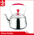 2014 Hot Sale Stainless Steel Kettle With Silicone Handle