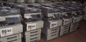 Used Color Copier All Brand