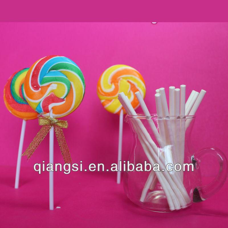 Как сделать конфеты палочках