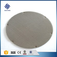 30 Years' factory supply micron twill dutch weave fine mesh filtering cloth