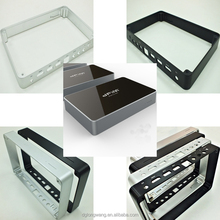 highest quality aluminum enclosure for set top box on China market