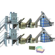 Certified complete soap finishing line equipment automatic soap making machine